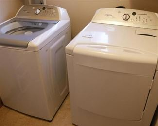 Cabrio Washer Dryer