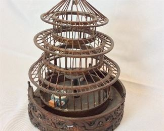 Bird Cage expanded.