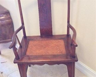 Chinese Scholar Chairs.