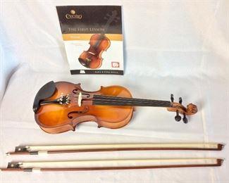 Cecilio Violin.