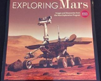 Exploring Mars 2005 Calendar.