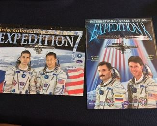 International Space Station Expedition Mission Cards, Expedition 1 - 20.