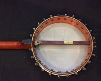SS Stewart Banjo, Phila, PA, The Amateur Grade 2 Banjo, #6995, 1890-1894.
