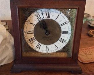 Seth Thomas Clock No. E538-001.