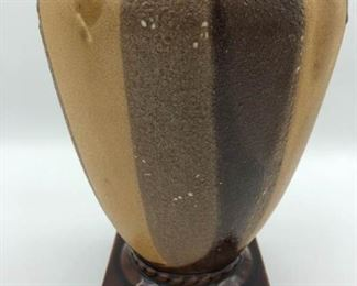 McCoy Style Salted Glaze Vase https://ctbids.com/#!/description/share/288964