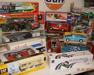 Collectible Cars and trucks - original packaging  - never opened