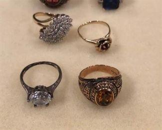 10K Rings Zales and Balfour
