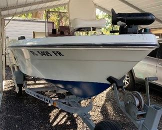 Boat reduced from 6500 to 5000! Make us an offer!