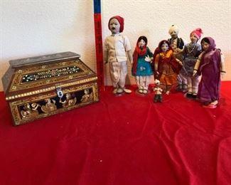 Bengali dolls