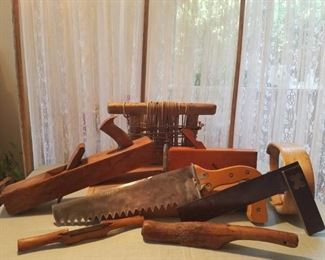 Early American Tools Lot 1