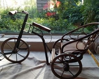 Small tricycle