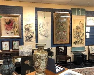Outstanding Collection of over 650 lots! Estate auction features collection of Chew Family of Carmel, Ca.