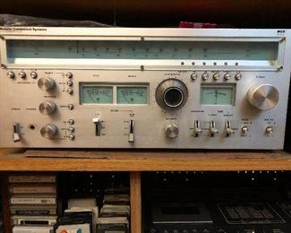 MCS receiver
