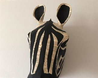close up of the Zebra asking $30
