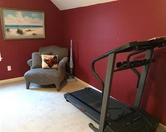 Chair, Treadmill