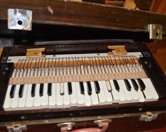 Unusual Antique Musical Instrument