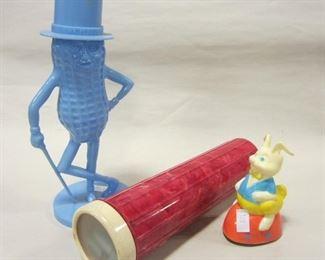 Vintage kaleidoscope, Mr Peanut