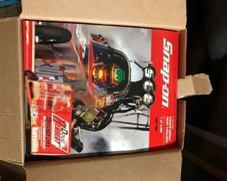 New in Box Snap On Car