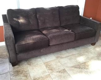 'Ashley Furniture'' Modern Brown Couch https://ctbids.com/#!/description/share/289220