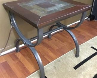 Modern Side Table #1 https://ctbids.com/#!/description/share/289235