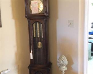 Ridgeway tall Grand father's clock