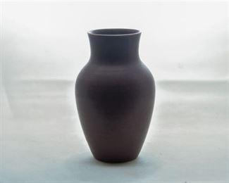 12. Rookwood Pottery Purple Matte Glaze Vase