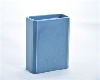 15. Rookwood Pottery Rectangular Vase