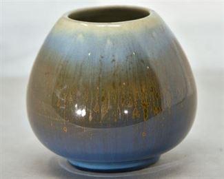 39. Rookwood Pottery Drip Glaze Bowl