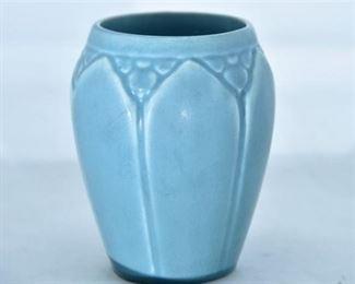 40. Rookwood Pottery Light BlueGreen Vase