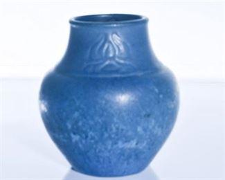 49. Hampshire Pottery Cadmon Robertson Vase
