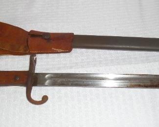 argentino 1909 modelo bayonet