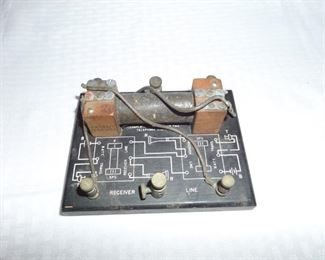 EF johnson transmitter receiver