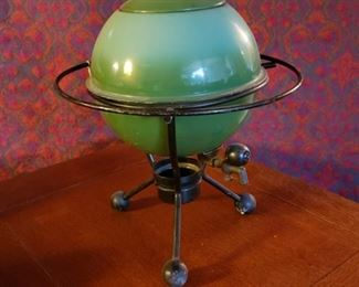 Rare sputnik style beverage server