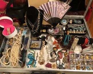 Full case of Quality Costume Jewelry