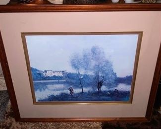 Corot Signed  $75