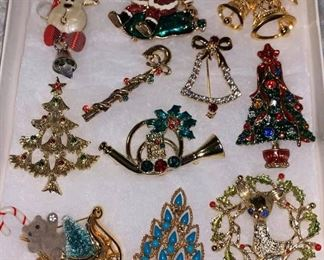 500+ Pieces of jewely - prices range from $10ea on up...willing to negotiate lot prices
