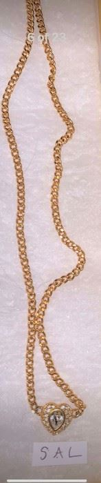 500+ Pieces of jewelry - prices range from $10ea on up...willing to negotiate lot prices. Chains are 14k Gold filled.