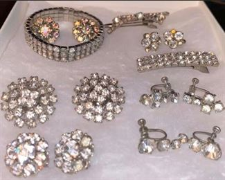 500+ Pieces of jewelry - prices range from $10ea on up...willing to negotiate lot prices.