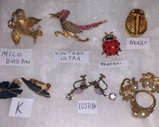 500+ Pieces of jewelry - prices range from $10ea on up...willing to negotiate lot prices