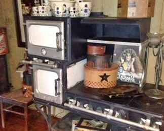 Antique Stove..does not work but very beautiful $225