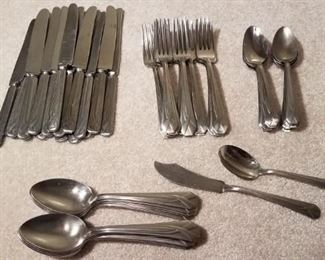 Allegheny Metals Stainless Flatware