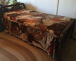 Half bed