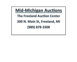Freeland Auction Center
