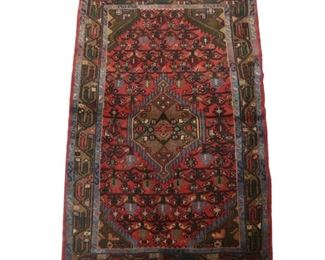 Persian Malayer Rug ca. 1970s