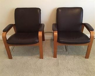 MidCentury Modern Office Chairs