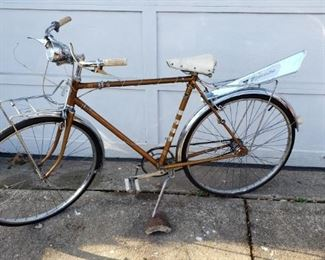 Vintage Retro AMF Hercules Bicycle