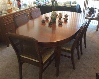 Mid century Dinning room set