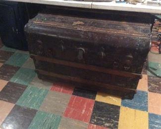 Old trunks