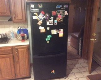 Newer refrigerator