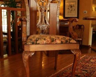 Arm chair 21 1/2w x 18 x 40h
